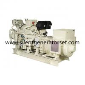 Buy cheap 6bt5.9-gm83 Cummins Marine Diesel Generator Set Dc24v Electrical Starting product