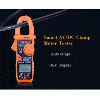 Buy cheap Portable Auto Range Digital Multimeter Smart AC / DC Clamp Meter With NCV from wholesalers