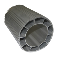 Buy cheap Round Medical Aluminum Extrusion Profiles product