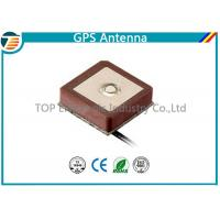 Buy cheap 24dBi - 26dBi High Gain Outdoor GPS  Antenna with UFL IPEX  Connector product
