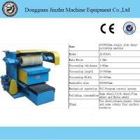 Quality Industrial Metal Linishing Machines Mirror Polishing Higher Production for sale