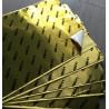 Buy cheap Flame Retardant Aluminum Foil Butyl Vehicle Noise Dampening Material Waterproof product