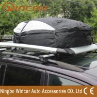 Buy cheap OEM 600D Oxford Polyester Roof Carrier Bag Waterproof for travel product