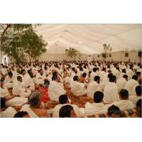 Quality Pilgrimage Special Event Tents ,  Outdoor Canopy Tent For Religious Activities for sale