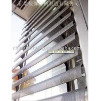 Buy cheap Perforated Aluminum Sun Louver product