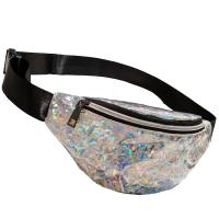 Buy cheap WHOLESALES Waist Bag Hologram Laser PVC Fanny Pack China Bag and Luggage from wholesalers