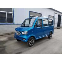 Buy cheap Professional Auto Assembling Small Electric Van  / Electric logistic Car 4 Wheel product