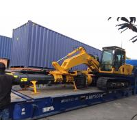 Quality 48M / Min Main Winch Line Speed Small Rotary Piling Rig , Pile Driver Equipment  KR50 TYSIM for sale