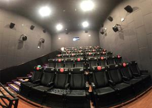 Buy cheap 5.1 Home Theater 4D Movie Cinema Equipment With Special Effects For Sale product