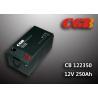 Quality Power Energy Solar Wind Valve Regulated Lead Acid Battery 12V 236AH CB122350 for sale