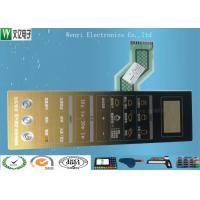Buy cheap Nikto Backahesive Embossing Membrane Polydome Switch With ESD Shielding Layer product