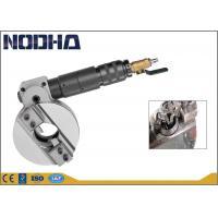 Buy cheap High Efficiency Portable Pipe Cutting And Beveling Machine With Air Driven product