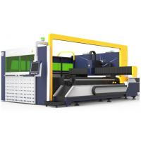 Buy cheap Industrial Metal Tube Laser Cutting Machine With Electric Chuck 3000*1500mm product