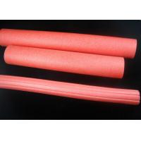 Buy cheap Red EPE Foam Rod ,Expandable Polyethelene Foam Rob For Steel Pipe product