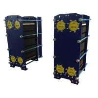 China NBR / EPDM Gasketed Plate Heat Exchanger Carbon Steel For Mineral Water on sale