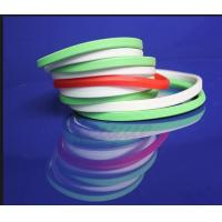Buy cheap Food Grade Extruded Silicone Seal Ring No Smell For Food Container Sealing product