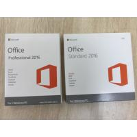 Buy cheap Microsoft Office Home and students 2016 English 32/64 BIT For Windows PC from wholesalers