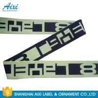 Buy cheap Printed Elastic Waistband 20MM - 50MM Jacquard Elastic Waistband For Underwear / from wholesalers