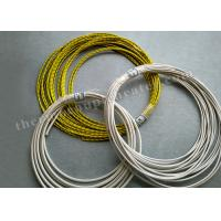 Buy cheap FEP / FEP CMP High Temperature Wire 1 X 1000 Ft 24 / 2 Stranded Shielded Plenum product