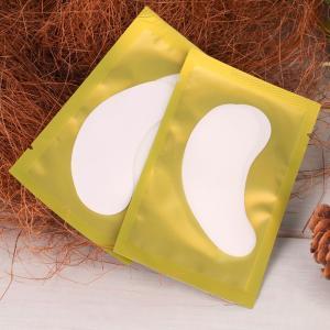 Buy cheap 50pairs/pack Eyelash Under Eye Pads Lash Eyelash Extension Paper Patches product
