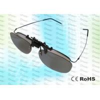 Buy cheap RealD,Master Image, Anti-scratch,clip on, washable,Circular polarized 3D film glasses product