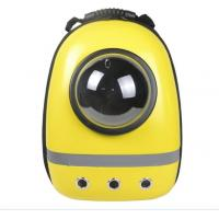 China New design Airline Approved capsule dog backpack pet carrier bag on sale