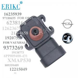 Buy cheap ERIKC 8093594090 Manifold Absolute 97180655 Intake air Pressure Map Sensor 16235939 for Chevrolet Buick GMC SAVANA product