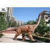 Buy cheap Playground Decoration Giant Dinosaur Statue Realistic Brachiosaurus Dinosaur Replica product