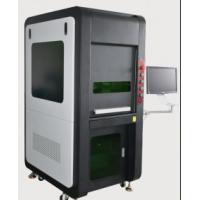 Buy cheap Enclosed UV Laser Marking Machine For Glass PCB Cell Phone IC Ceramic product