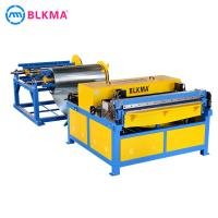 Buy cheap Air Conditioning auto duct line HVAC duct forming machine auto duct line 3 product