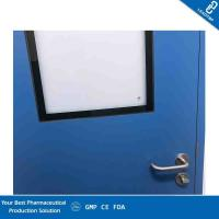 China Epoxy Paint Custom GMP Clean Room Turnkey Project Low Construction Costs on sale