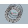 Buy cheap Big Round Wood Plastic Composite Pergola Exradius 8m Inner Circle Radius 5.5m product