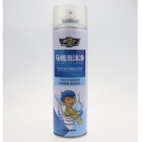 Buy cheap Quick 600ml Home Toilet Cleaning Foam Spray product
