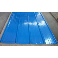 Buy cheap Trapezoidal Everlast Aluminium Roofing Sheets 3003 Thickness 0.5 - 1.22mm product