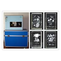 Cost - Effective 3D Laser Engraving Machine 1 Galvo / Y / Z Motion Controlled