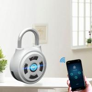 Buy cheap Long Standby Master Lock Bluetooth Padlock , Wireless Remote Control Padlock product