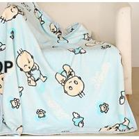 Buy cheap Summer Double Towel Polyester Baby Blanket Superfine Fiber For Air Conditioning Room product