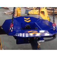 Quality Steel Casing Module Round Concrete Pile Breaker Machine For Crushing Foundation Construction Piles for sale