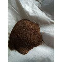 Buy cheap High Durability Clean Abrasive Garnet Sand For Making Abrasive Paper product