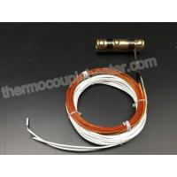 Buy cheap Brass Nozzle Coil Heaters With Metal Clap For Hot Runner Injection Mold product