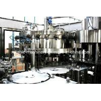 Buy cheap Balanced Automatic Pet Bottled Soft Drink Filling Machine (CGFA18-18-6) from wholesalers