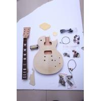 China High quality low price handmade DIY TL SG ST LP guitar kit for sale on sale