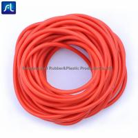 Buy cheap Red Soft Thin Rubber Tubing Multi Arbor Good Electrical Properties product