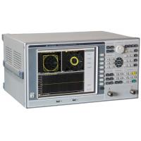 Quality Dynamic Range 120dB Vectorial Network Analyzer With Touch Screen Function for sale