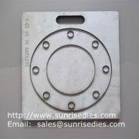Large board silicon gasket steel cutting die