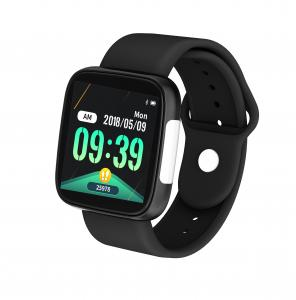 "Buy cheap ECG Monitor 1.3"" TFT Screen HS6620 Healthcare Smart Watch product"