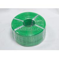 Buy cheap Tankii Green / White / Black 20 Awg 24 Awg Thermocouple Extension Cable Type K With Ptfe Insulation product