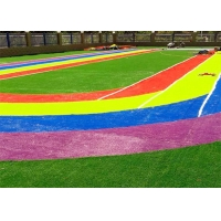Buy cheap Synthetic Lawn Turf Hotel Decorative Artificial Grass 5mm product