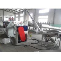 Recycled PET Bottle Recycling Plastic Granules Machine , Granulating Making Machine