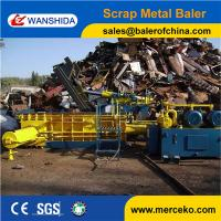 China Big press room size Metal Press Machine with strong power to squeeze waste stainless   steel on sale